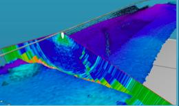 Multibeam sonar