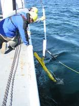 Removing fishing gear