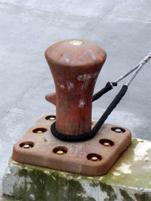 Here is today's photo challenge, what is this item, and what do you think it is used for?