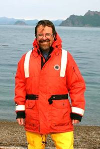 TAS Philip Hertzog in his safety gear