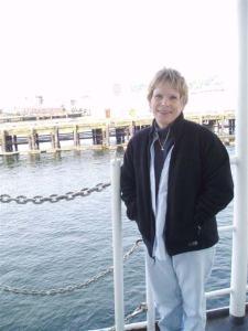 Teacher at Sea, Kim Pratt
