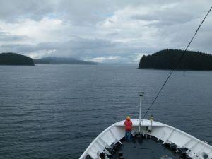 Heading into the Shelikof Strait
