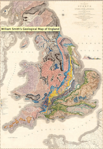 The first geological map included information about what lay below the surface http://earthobservatory.nasa.gov/IOTD/view.php?id=8733