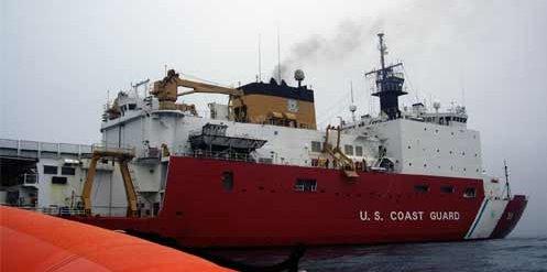 U.S. Coast Guard Healy