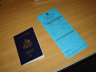 Passport proof!