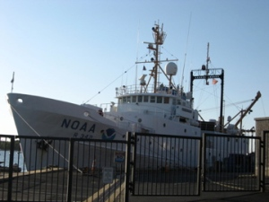 NOAA Ship Albatross IV