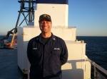 Field Opperations Offcier (FOO)  Leiutenant Marc Weekley