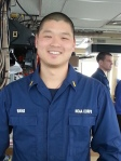 Ensign  (ENS) David Wang