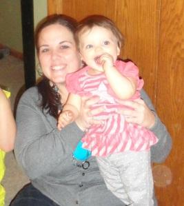 My adorable niece Savannah. (Photo: Linda Meagher)