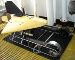 This is the Video Plankton Recorder that takes pictures and collects data of plankton.