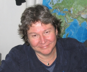 Cathleen Barry, NOAA Cartographer