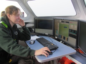 Collecting Sonar Data