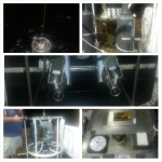CTD with Niskin Bottles and instument panels