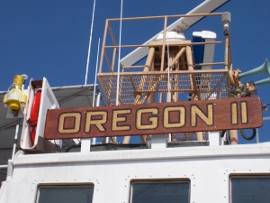 The Oregon II and the best people