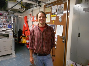 Alex De Biologist
