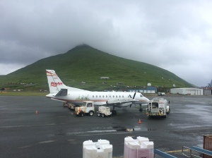Puddle Jumper from Dutch Harbor to Anchorage
