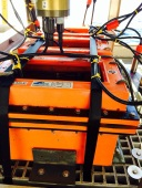 Batteries (pressure-tolerant to 6,000 meters)