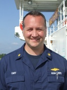 LCDR Chad Cary