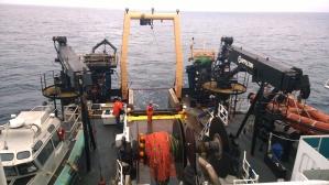Fishermen Deploy the AWT