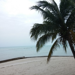 Key West beach