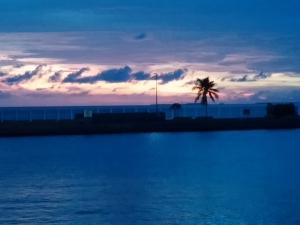 Sunset at port - Key West