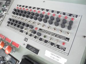 Bridge light controls for signals.