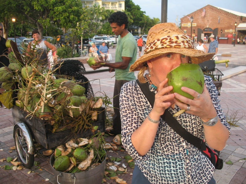 Coconut Water from local trees