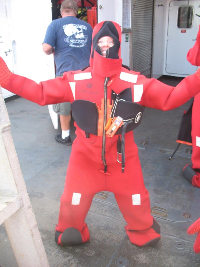Survival Suit (Gumby Suit) 2