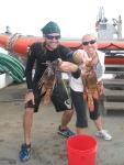 Ben & Amy & Lion Fish