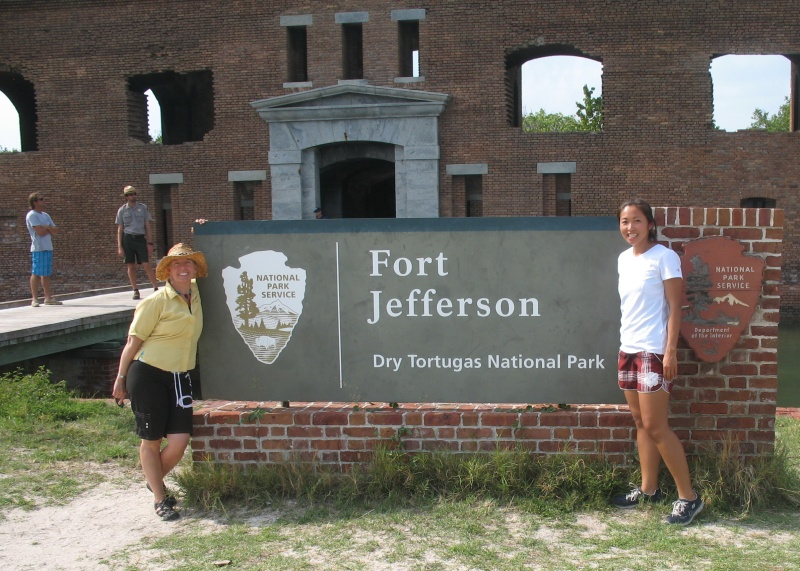 Fort Jefferson 1
