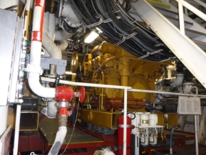 Henry Bigelow Engine Room
