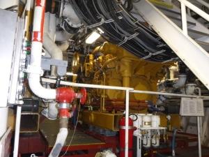 Henry Bigelow Engine Room