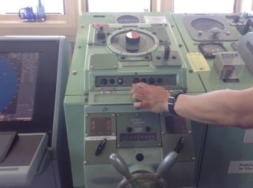 rudder controls