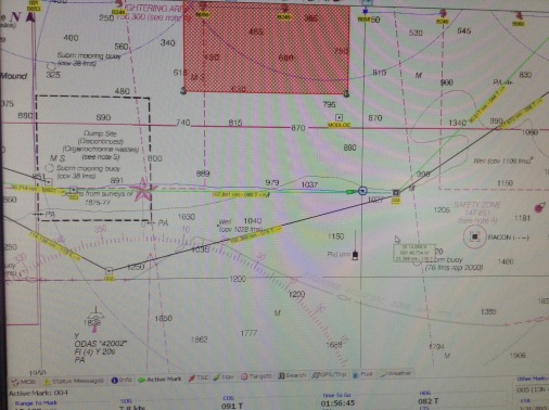 navigation chart 2