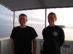 Colin and Kristin