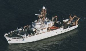 Delaware Research Vessel. Photo by NOAA