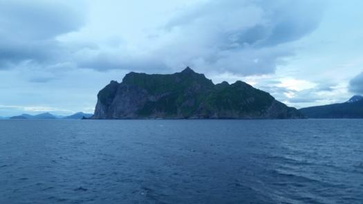 In front of Kuiukta Bay