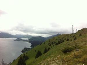 View from Pillar Mountain