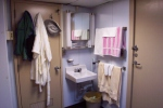 Jennifer's stateroom sink
