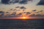 Since I've written in my log about the ocean sunsets, I included a picture of one, but I'm sure you can imagine that the picture just doesn't do it justice.