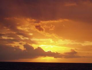 Goodenow 5-11-04 sunset