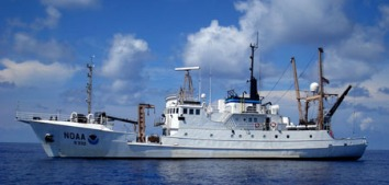 NOAA Ship Oregon II Photo Credit: NOAA.gov