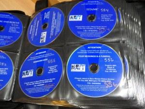 DVD Binder