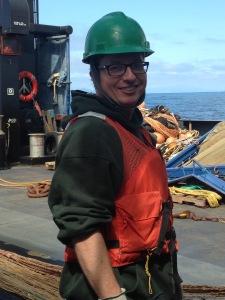 Allen Smith, Senior Survey Technician