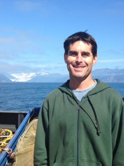 Darin Jones, Scientist and Field Party Chief