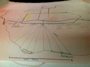 Diagram of TJ's Hydro System