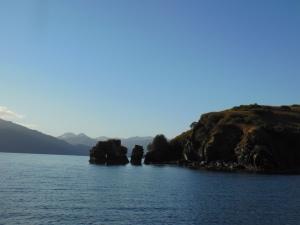 Kizhuyak Bay