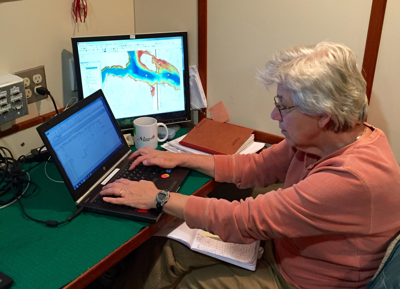 Kathy and GIS