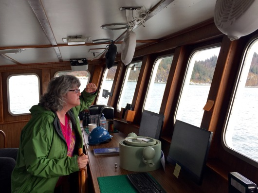 Mary at the Helm