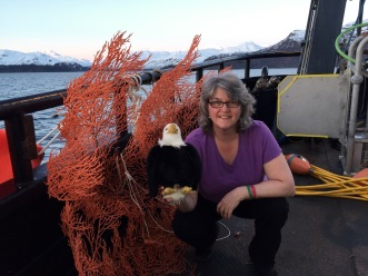 Mary, Qanuk, and red tree coral